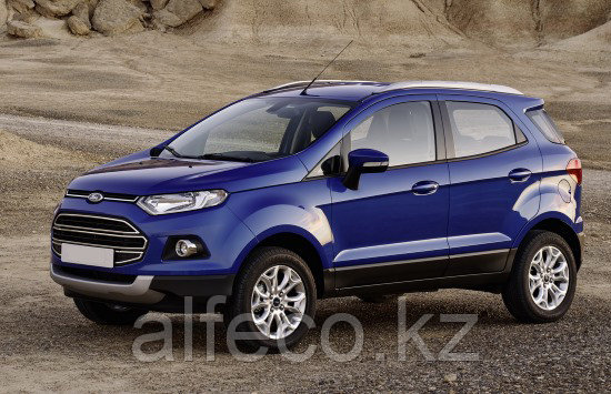 Защита картера и КПП Ford  EcoSport 2014 - 1.6