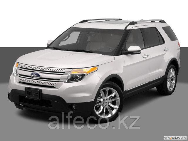 Защита картера и КПП Ford Explorer l 2010- 3.5