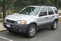 Защита картера и КПП Ford Maverick 2001-2004 2,3; 3,0