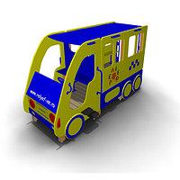 Детское Игровое оборудование «Автобус 2» Размеры 3240х 1350х1820мм