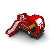 Детское Игровое оборудование «Машинка3» Размеры 2275х2450х1420мм