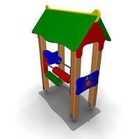 Детское Игровое оборудование для улицы Размеры 1200х685х1700мм