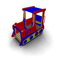 Детское уличное Игровое оборудование Размеры 2400х1260х1850мм