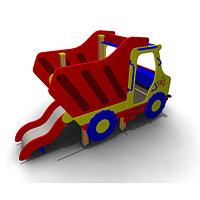 Детское Игровое оборудование «Самосвал» Размеры: 3355х1280х1980мм