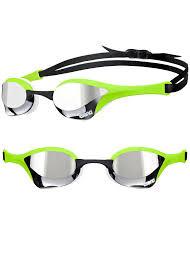 Очки для плавания Arena Cobra Ultra Mirror green