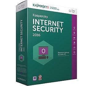 Kaspersky Internet Security 2017 Box 5-Desktop Base