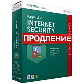 Kaspersky Internet Security 2017 Box 2-Desktop Renewal