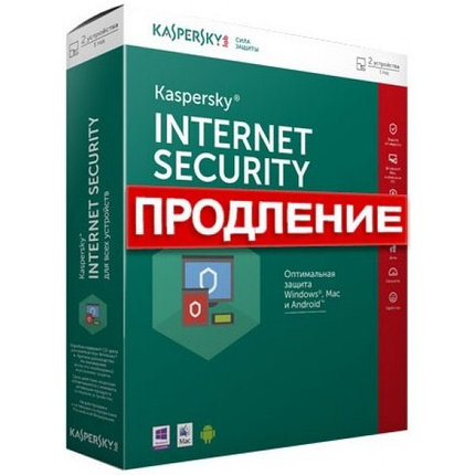 Kaspersky Internet Security 2016 Box 5-Desktop Renewal, фото 2