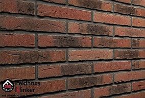 """Клинкерная плитка """"Feldhaus Klinker"""" для фасада и интерьера R685 sintra ardor nelino"""