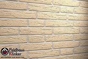 """Клинкерная плитка """"Feldhaus Klinker"""" для фасада и интерьера R692 sintra crema"""