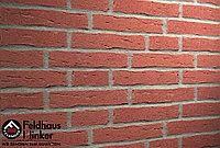 """Клинкерная плитка """"Feldhaus Klinker"""" для фасада и интерьера R694 sintra carmesi, фото 1"""