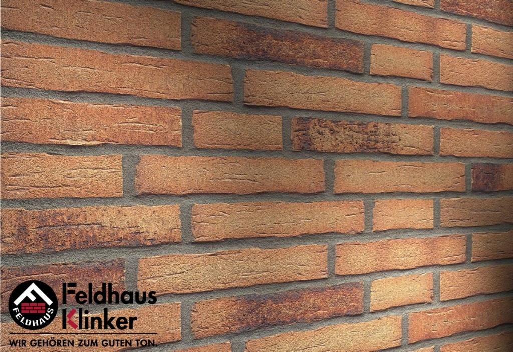 """Клинкерная плитка """"Feldhaus Klinker"""" для фасада и интерьера R695 sintra sabioso ocasa"""