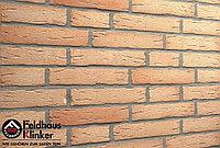 """Клинкерная плитка """"Feldhaus Klinker"""" для фасада и интерьера R696 sintra crema duna, фото 1"""