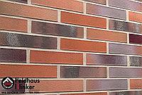 """Клинкерная плитка """"Feldhaus Klinker"""" для фасада и интерьера R560 carbona carmesi colori, фото 1"""