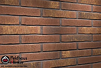 """Клинкерная плитка """"Feldhaus Klinker"""" для фасада и интерьера R727 vascu"""