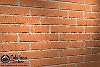 """Клинкерная плитка """"Feldhaus Klinker"""" для фасада и интерьера R731 vascu terracotta oxana, фото 1"""
