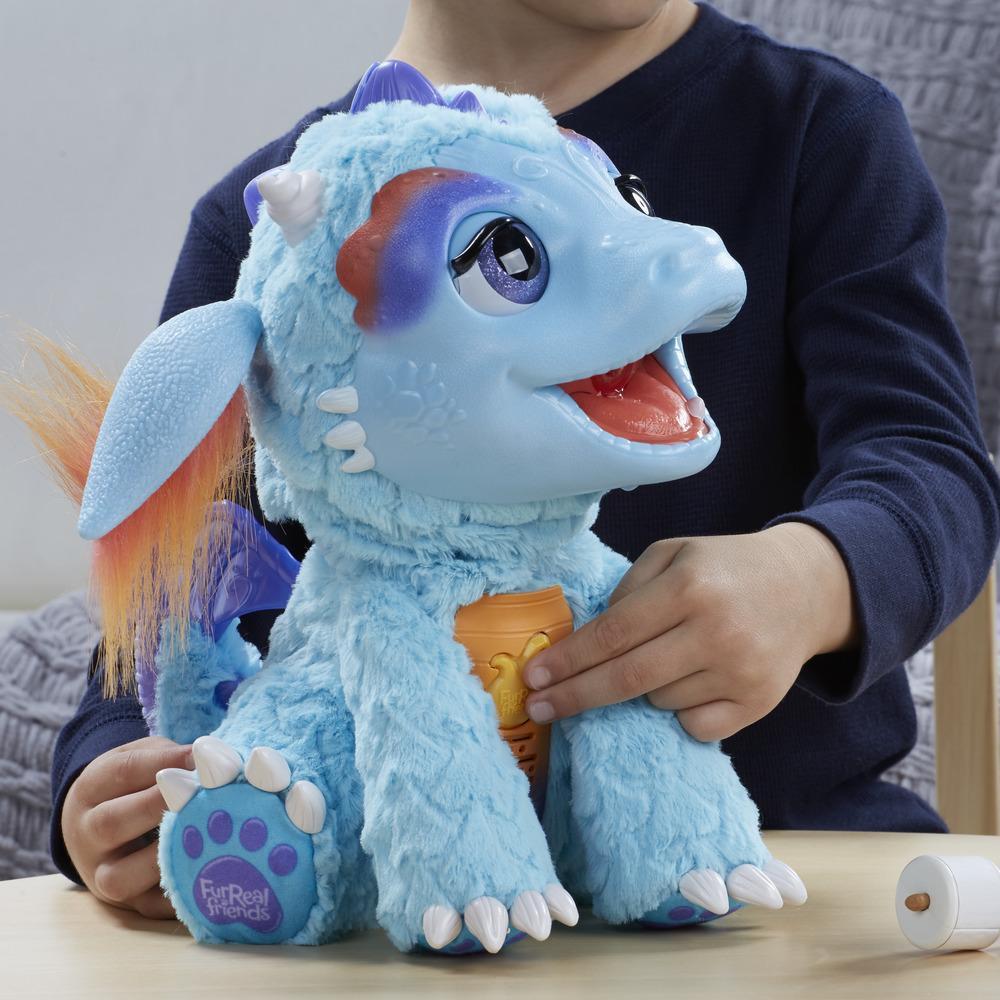 Hasbro FurReal Friend Милый Дракоша Torch - фото 4