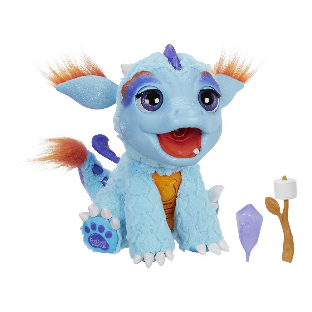 Hasbro FurReal Friend Милый Дракоша Torch - фото 1
