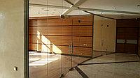 Цельстеклянные прозрачные перегородки, фото 1