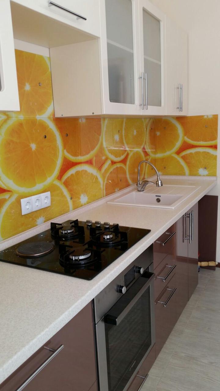 Кухонные фартуки с фотопечатью