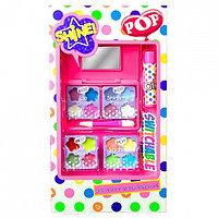 POP Игровой набор детской декоративной косметики для лица