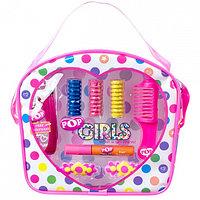 POP Игровой набор детской декоративной косметики для волос