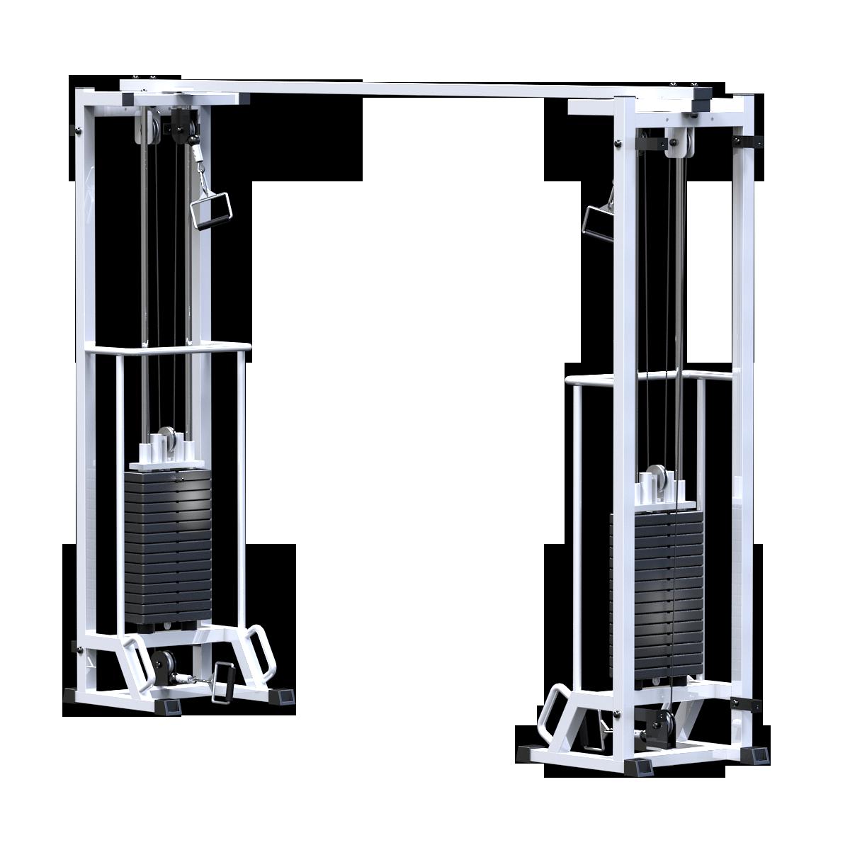 Биотонус-2 (стек 2х75 кг) (AR086.2х2200)