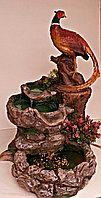 Водопад с фазаном