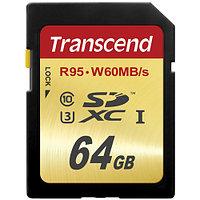 Transcend TS64GSDU3 карта памяти, фото 1