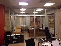 Перегородки стеклянные для офисов в Алмате