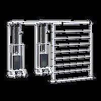 Биотонус-3 + шведская стенка (стек 3х75 кг) (AR088.2х2200)