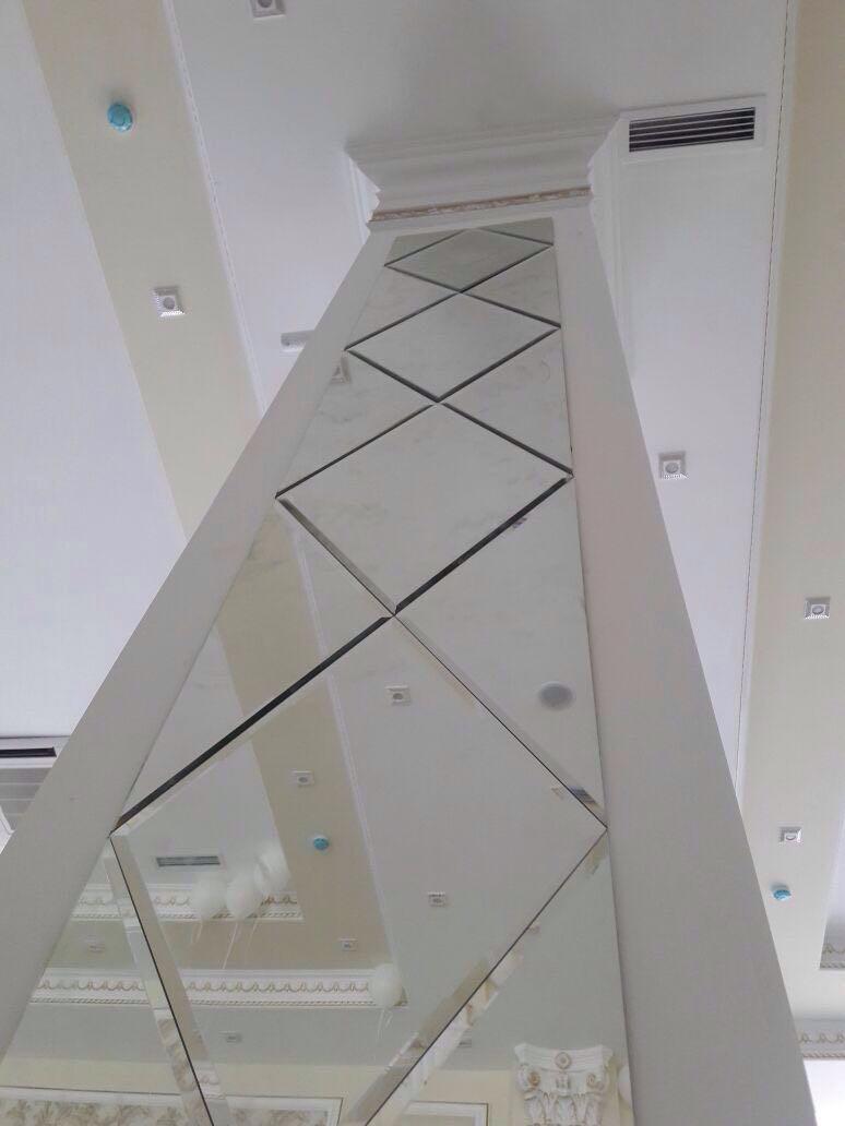 Зеркальные колоны