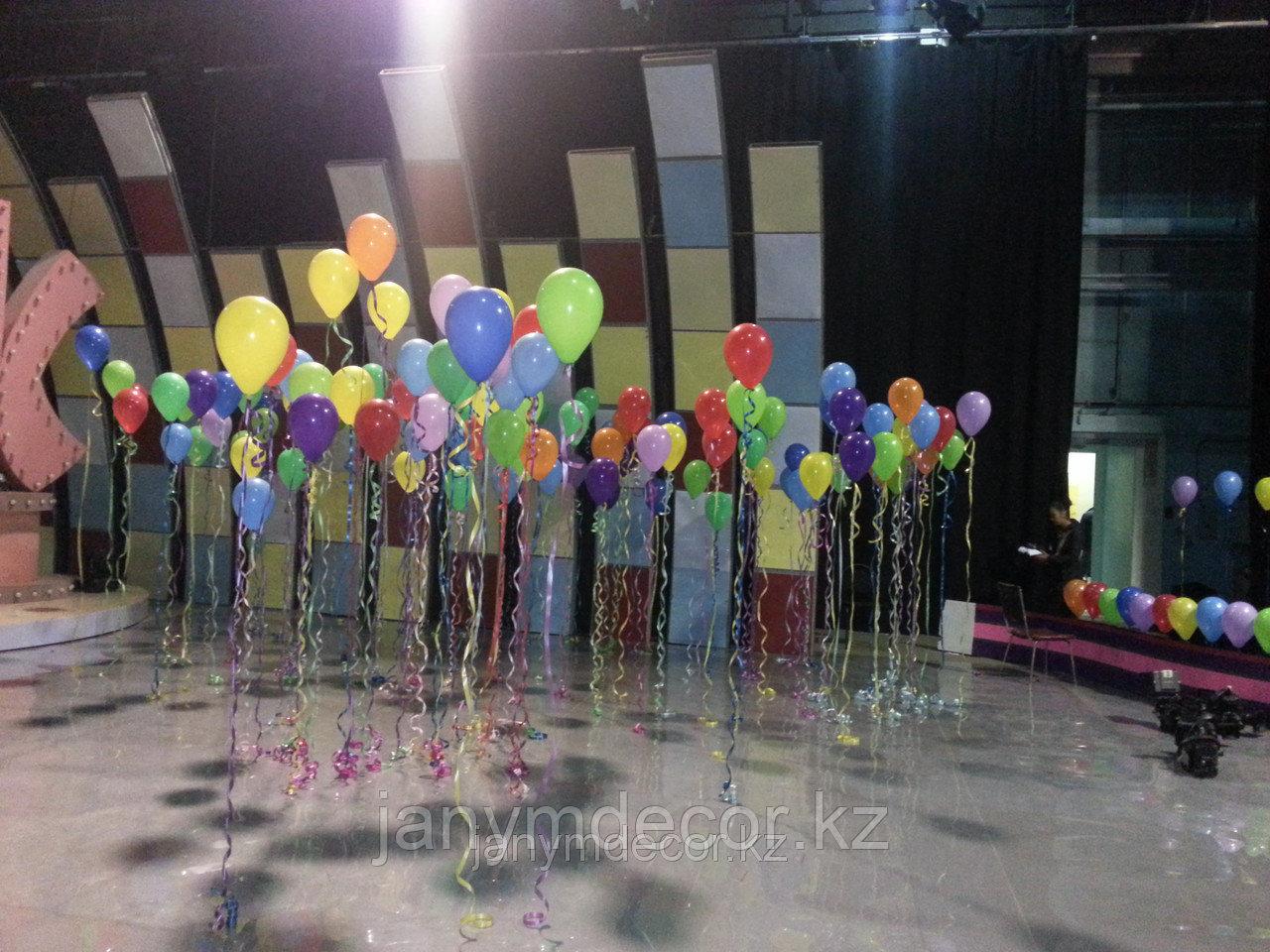 Гелиевые шары к 8 марта - фото 2