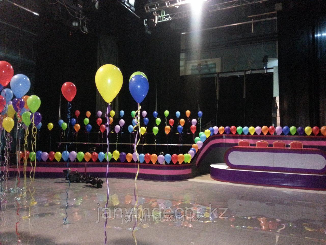 Гелиевые шары к 8 марта - фото 3