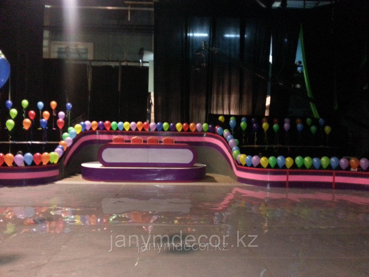 Гелиевые шары к 8 марта - фото 4