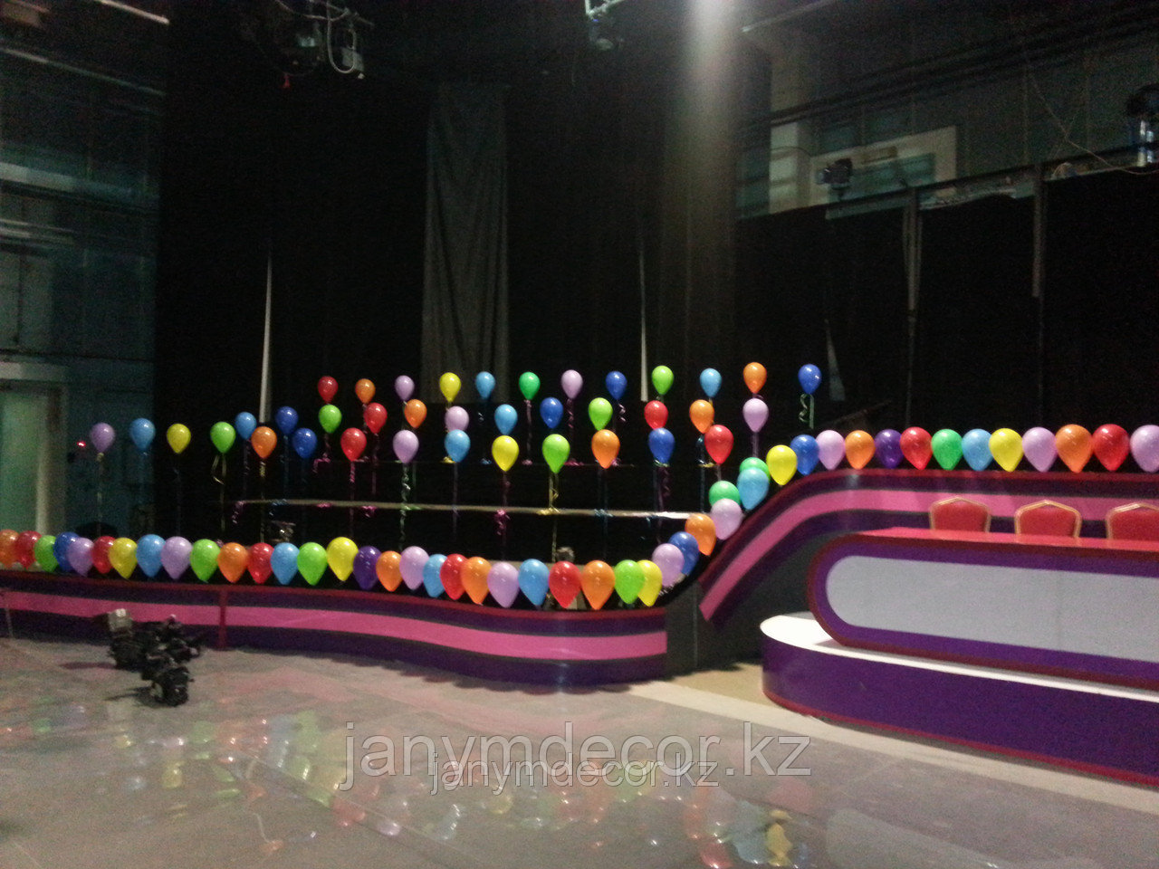 Гелиевые шары к 8 марта - фото 5