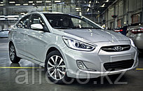 Защита картера и КПП Hyundai  Accent/Solaris all 2011-