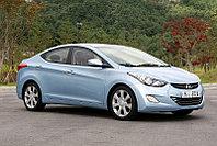 Защита картера и КПП Hyundai Elantra (MD) 2011-