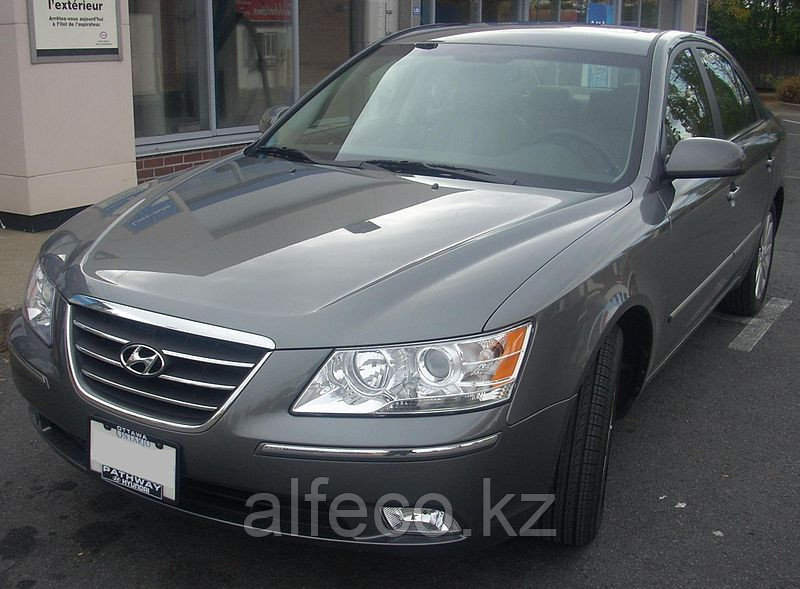 Защита картера и КПП Hyundai Sonata NF all 2004-