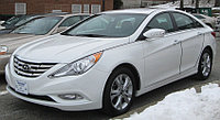 Защита картера и КПП Hyundai Sonata YF 2010-