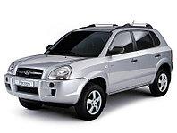 Защита картера и КПП Hyundai Tucson 2004-