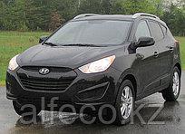 Защита картера и КПП Hyundai Tucson (IX 35) 2010-