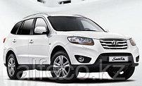 Защита картера и КПП Hyundai  Santa Fe II new 2,2 2010-2012