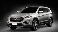 Защита картера и КПП Hyundai Santa Fe II 2012-