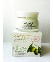 Увлажняющий крем Kaoyo, с экстрактом оливок, фото 1
