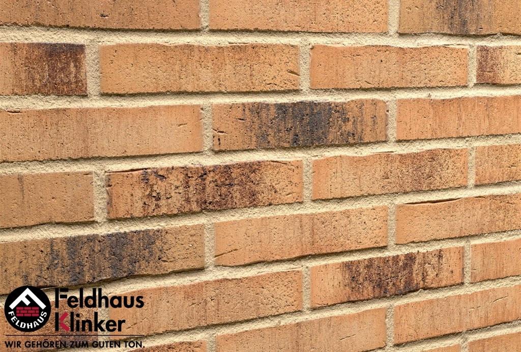 """Клинкерная плитка """"Feldhaus Klinker"""" для фасада и интерьера R734 vascu sabioasa ocasa"""