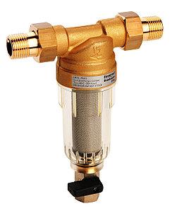 Магистральный, механический промывной фильтр воды