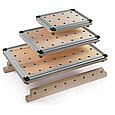 Уголки для монтажной шины Veritas Quad T-Slot Track, 4 штуки, фото 2