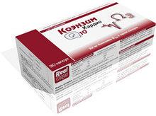 Коэнзим Q10 кардио - Здоровье сердца и сосудов, 30кап( 33 мг коэнзима  Q10)