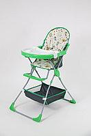 Стульчик для кормления Selby 252 Совы зеленый, фото 1